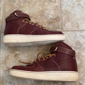 Air Force 1 High  Le 'Work Boot